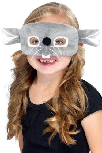 Eyemask Mouse Plush (Kids Mouse Plush Mask)