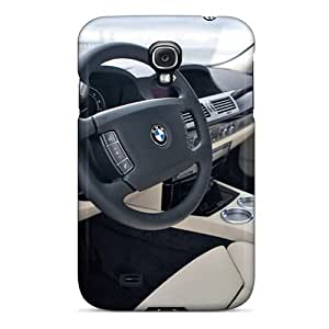 Fashionable Style Case Cover Skin For Galaxy S4- Bmw 7 Series Hydrogen Dashboard