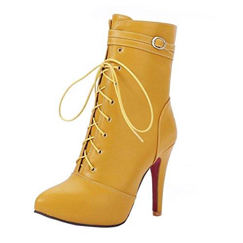 Lacet Lacet Bottine Femmes YE Lacet Femmes YE YE Chaussure Chaussure Chaussure YE Femmes Femmes Bottine Bottine XfpTqZpw