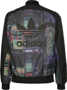 Tko Violet W Noir Ss Tt Blouson Adidas qdFgq