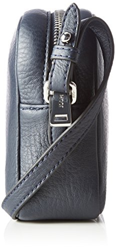 Joop! Nature Grain Cloe Shoulderbag Shz, Borsa a spalla Donna Blu (Blu Scuro E)