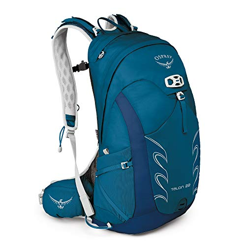 Osprey Packs Talon 22 Backpack, Ultramarine Blue, Medium/Large