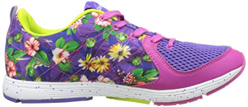 Desigual Damen Shoes_x-Lite 2 Laufschuhe Violett (3168 Purple Opulence)