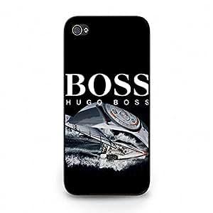 Creative Design Cover Case Luxury Hugo Boss Phone Case for Iphone 5c Hugo Boss Logo Cover