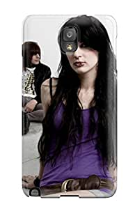 Fashionable Style Case Cover Skin For Galaxy Note 3- Jennifer Rostock