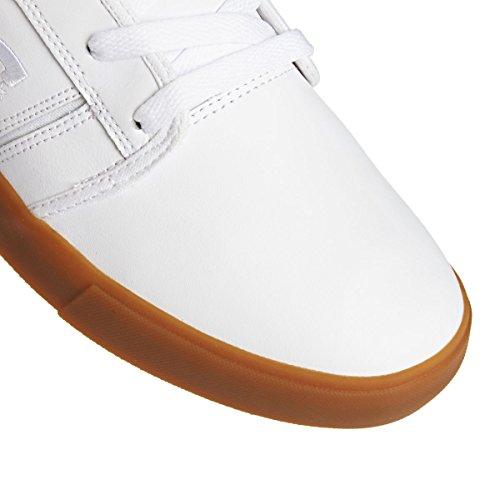 DC Rob Dyrdek Grand Se White/White/Gum blanco - blanco