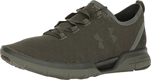 Under Armour Men's UA Charged Coolswitch Run Downtown Green/Downtown Green/Artillery Green Athletic Shoe