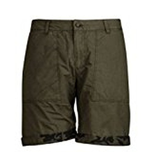 Green Camouflage 6024 Military Reversible Short Wosh00386 Woolrich qzPfp