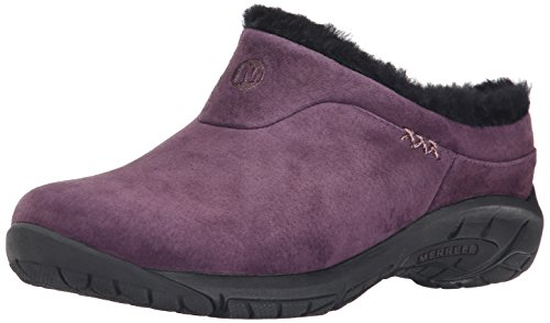 Merrell Womens Encore Ice Slip On Prugna