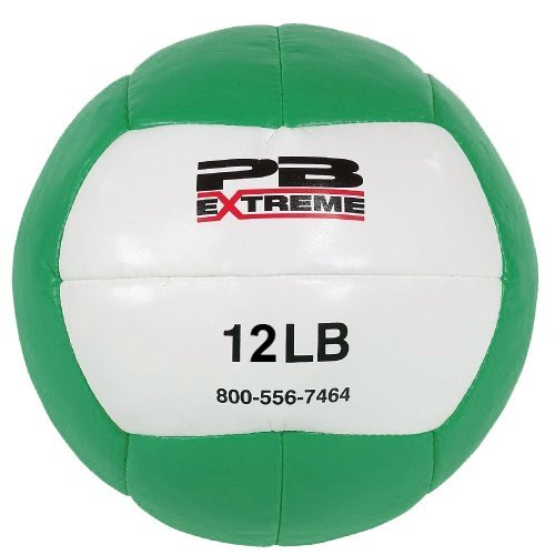 Perform Better Extreme Soft Toss Medicine Ball, 12lb