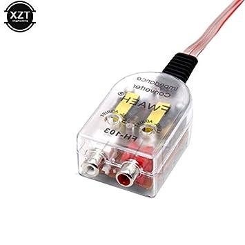 Amazon.com: Conectores de 1 pieza para altavoz de coche a ...