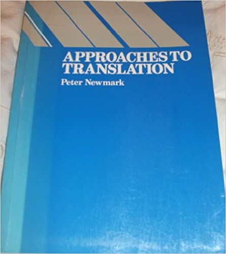 free  approaches to translation peter newmark pdf creator