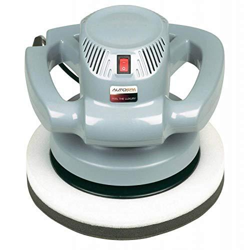 Eckler's Premier Quality Products 61-288859 Random Orbital Polisher (10'') With Bonus Bonnets | AutoSpa 94001AS
