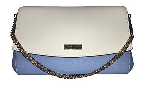 Cream Handbag York Black Tile Spade Way Laurel Greer Crossbody New Kate Clutch wx0ESnqvf