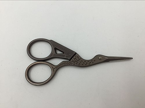 Seal Gold Crane Scissors-style (Gold Seal Shears)