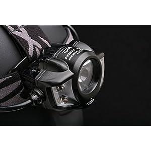 Princeton Tec Apex LED Headlamp (550 Lumens, Red)