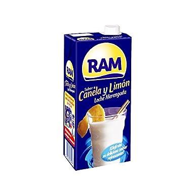 RAM - Leche Merengada Sabor A Canela Y Limón, 1 L: Amazon.es: Alimentación y bebidas
