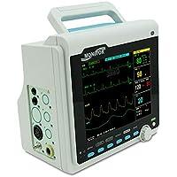 Monitor de paciente multiparamétrico, Pantalla TFT LCD