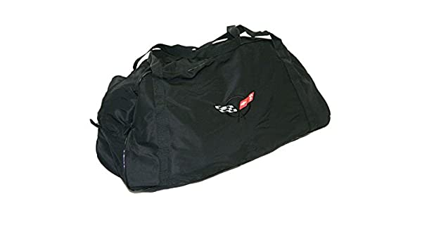 4ad0b434cd54 Amazon.com  Corvette C5 Duffel Bag with Embroidered Logo  Sports   Outdoors