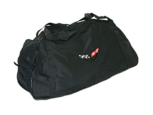 (Corvette C5 Duffel Bag with Embroidered)