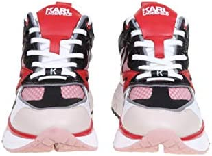 KARL LAGERFELD Sport Avventure Delta Lo Mix Modello KL61635 4XD Colore Rosso