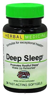 Deep Sleep Herbs Etc Softgel