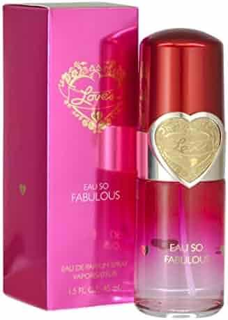 LOVE'S EAU SO FABULOUS 1.5 fl. oz. EAU DE PARFUM By DANA CLASSIC FRAGRANCES