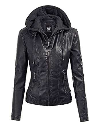Shop our Collection of Women's Leather Jackets at shinobitech.cf for the Latest Designer Brands & Styles. FREE SHIPPING AVAILABLE!