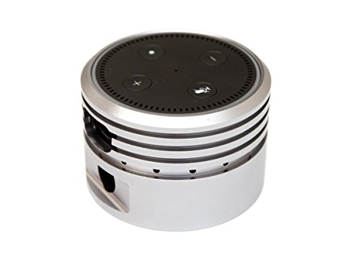 Price comparison product image Aluminium Aircraft Piston Holder Stand For Amazon Echo Dot 2nd and 1st Generation,  Jam Classic Speaker