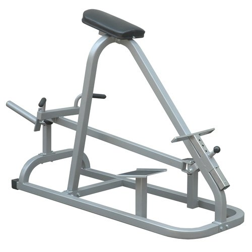 Plate Loaded Incline Rower by BSN SPORTS