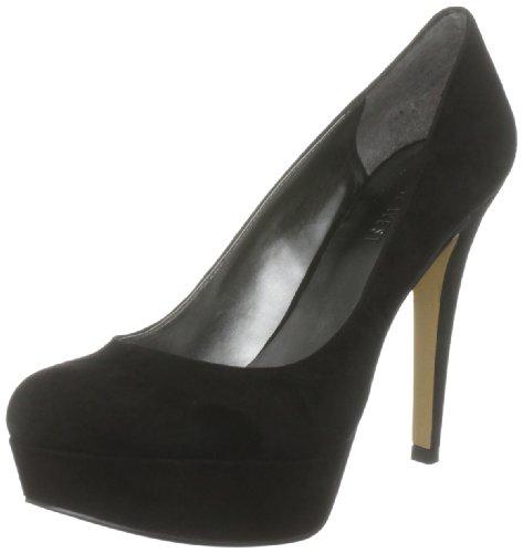 Women's Heels Glowing Black Nine Platforms West 5PSwWWnRq6
