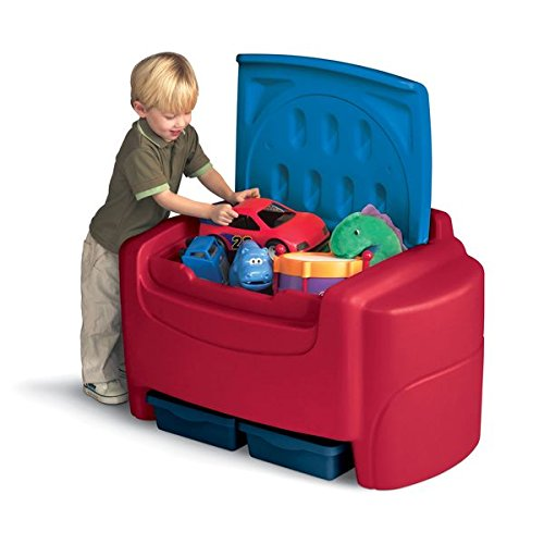 Little Tikes Sort n Store Toy Chest]()