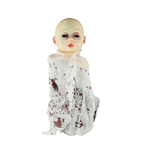 Hot Sale!UMFun Halloween Hanging Ghost Haunted House Grim Reaper Horror Props Door Decor (A)]()