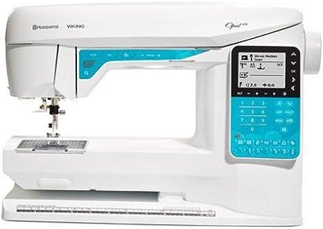Husqvarna Viking - Máquina de coser: Amazon.es: Hogar