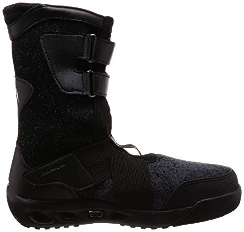 Safety Steel Cap GATSBY Mandom Knit Boots Grey Air Toe 004 Dark Work Lightweight High Flow qw1vz