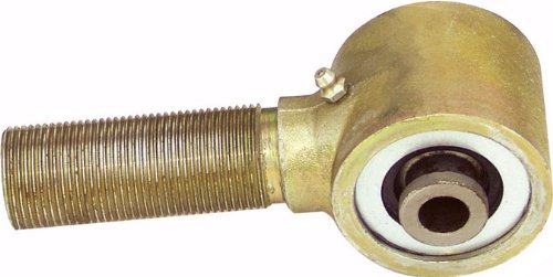 Currie Enterprises CE-9114L Johnny Joint 2-1/2'' Forged Tie Rod End with 1-1/4'' Left Hand Threaded Stud by Currie