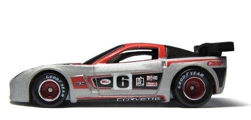 Hot Wheels Boulevard 1:64 Die-cast Series - Corvette C6R by Hot Wheels ()