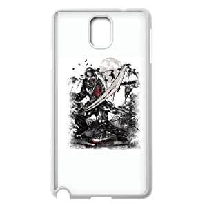 Samsung Galaxy Note 3 Cell Phone Case White Ronin AJT Custom Customized Case