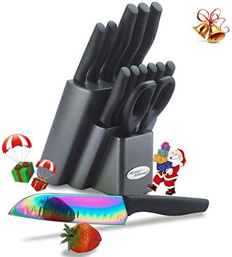DISHWASHER SAFE Rainbow Titanium