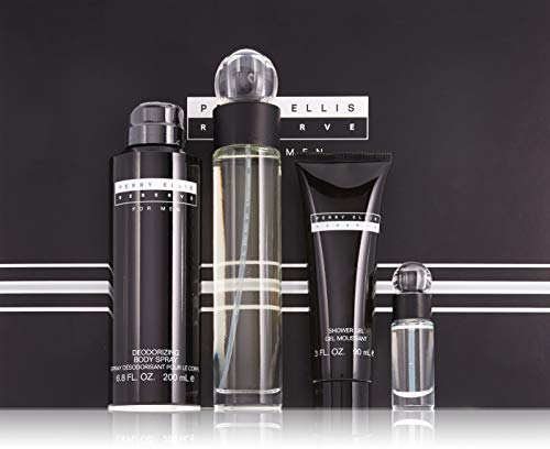 Perry Ellis Fragrances Reserve 4 Piece Gift Set for Men