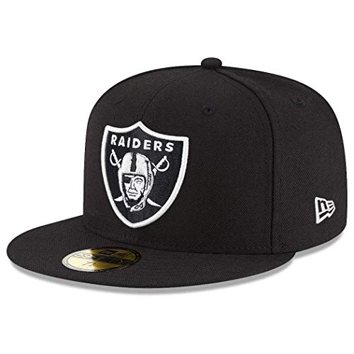 New Era 59Fifty Oakland Raiders