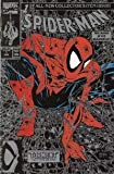 Spider-man #1 Black & Silver Edition - Todd Mcfarlane