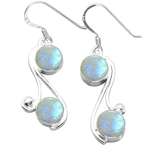 Gemstone Sterling Silver Handmade Jewelry product image