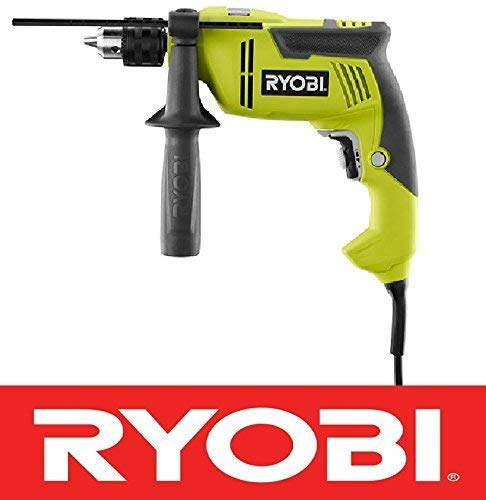 "Ryobi 1/2"" Inch Corded 5 Amp Variable Speed Hammer Drill HD4"