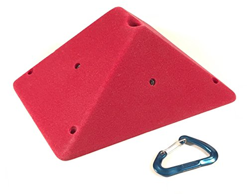 Volume #6 Multi Angle | Climbing Holds | Red by Atomik Climbing Holds