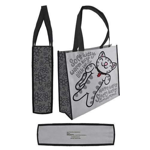 Big Bang Theory - Soft Kitty Recyclable Tote Bag