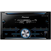 Pioneer FH-S501BT Bluetooth Double Din Sized Receiver