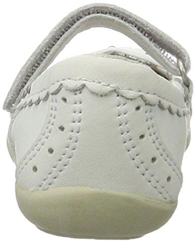 Lurchi LurchiMandy - Bailarinas Niñas Weiß (White)
