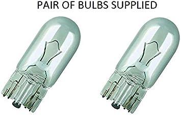 Medium 12v 1.7w Capless Bulb W2.1x9.5D 10mm New