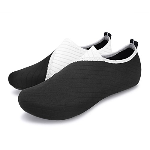 W 5 9 10 Shoes 8 42 Shoes XL RUN Swim Black M L EU41 Athletic 11 Water Unisex nwZvqvRPz